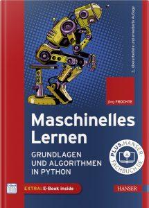 """Cover der 3. Ausgabe von """"Maschinelles Lernen"""""""